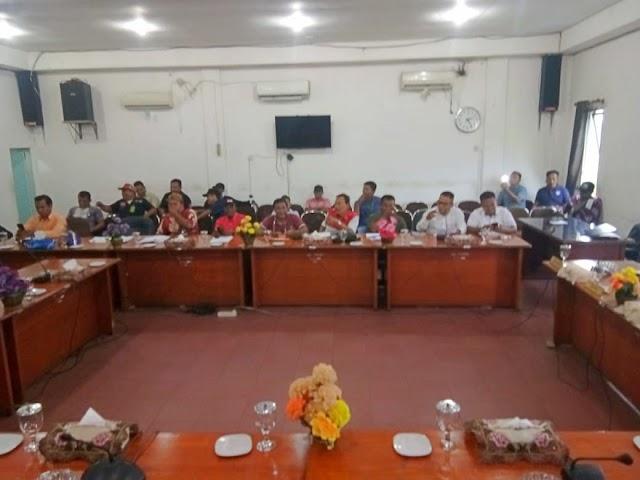 Upaya DPRD Labusel Untuk RDP  Gagal , Karena Sekdakab Disinyalir Menghindar