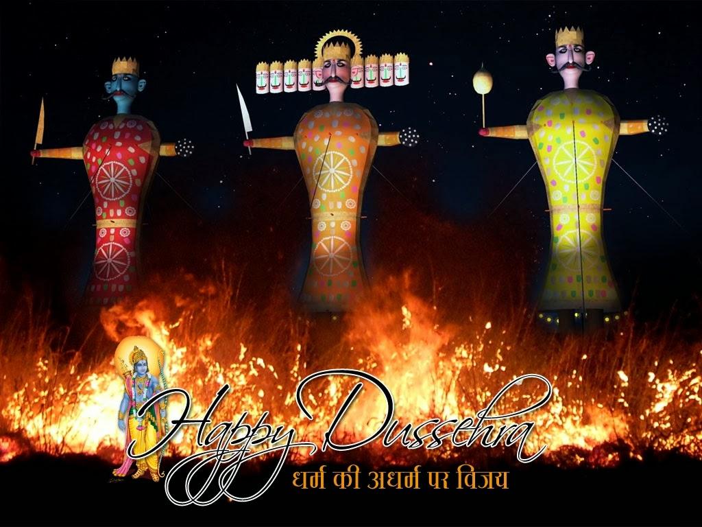 Ravan 3d Wallpaper Dasara Hindu Festival Best Greetings On Dussehra
