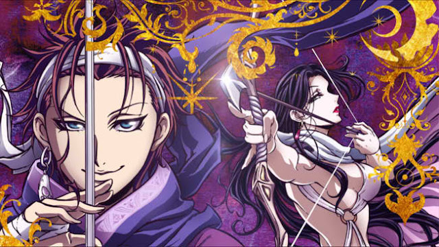 The Heroic Legend of Arslan 2nd Season Character Illustrations