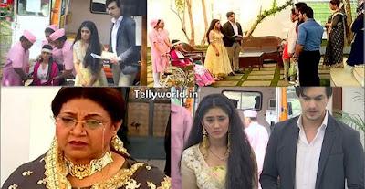 """"""" Naira-Kartik Brings Trisha Home Dadi Gets Angry """" Yeh Rishta Kya Kehlata Hai Upcoming Story Spoiler."""