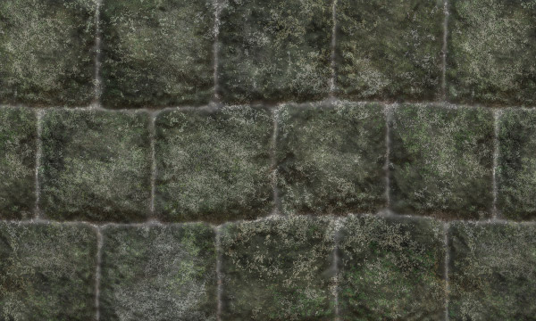 Free Stone Wall With Rust and Mortar Patterns for Photoshop and Elements
