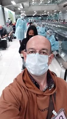 Suvarnabhumi Airport Quarantine 2020