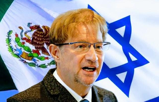Justicia de México solicita a Israel la extradición del exdiplomático mexicano Andrés Roemer, acusado de abusos sexuales