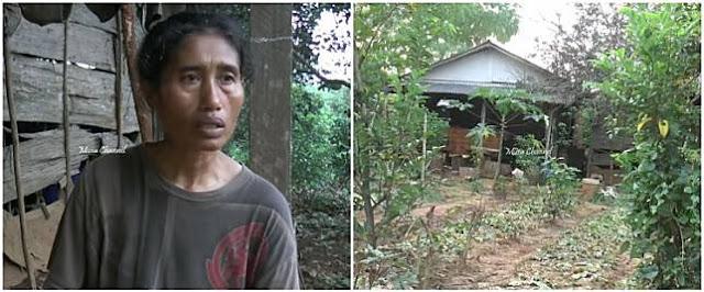 Kisah wanita tinggal di hutan sendiri selama 10 tahun