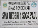 SMK Negeri 1 Sogae'adu Buka Penerimaan Peserta Didik Baru Mulai Tanggal 20 - 23 Juni 2021.