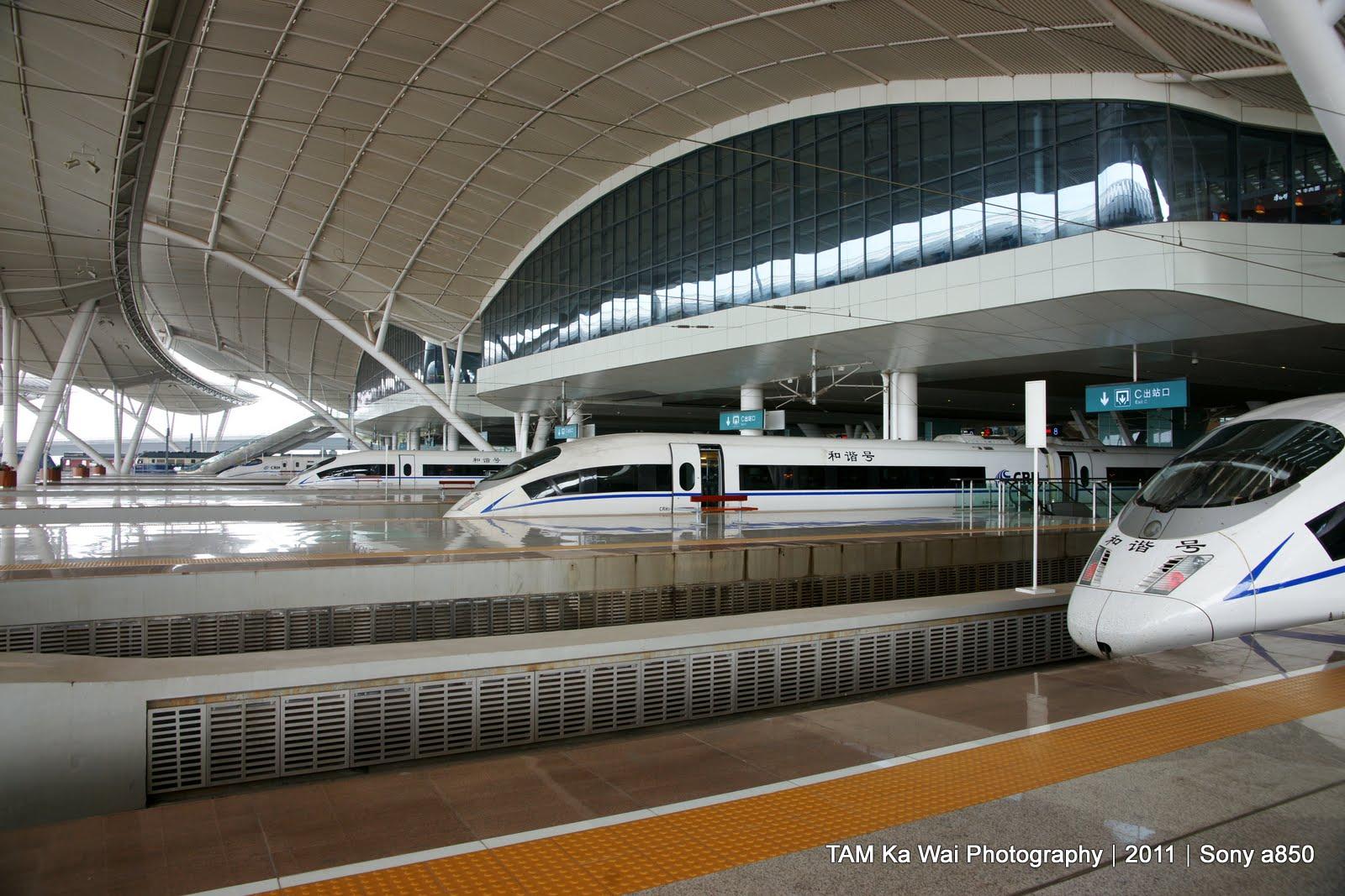 威少‧生活小點滴: 京廣高鐵
