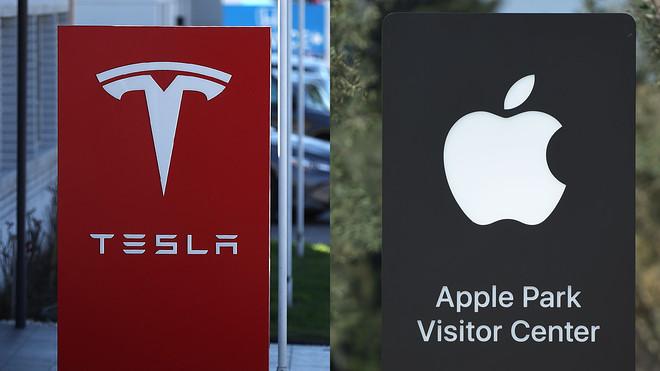 Tesla (TSLA) ha superado a Apple como la acción de referencia para los millennials