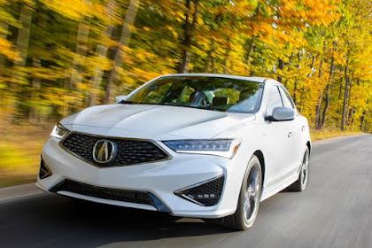 2020 Acura ILX Review, Specs, Price