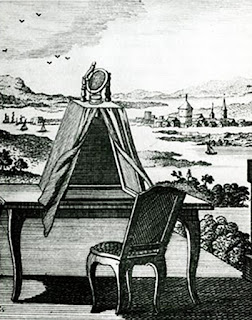 Portable Tent type of Camera Obscura - 1764