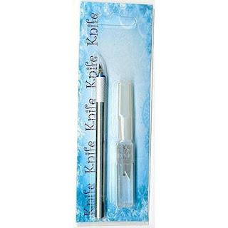 Nożyk do papieru Nellie's Choice + 6 ostrzy