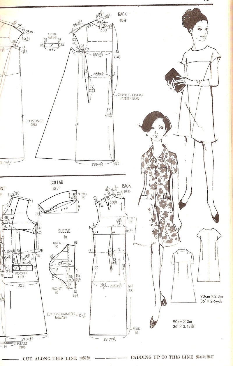 Prim and Propah: Next Up, Pattern Drafting