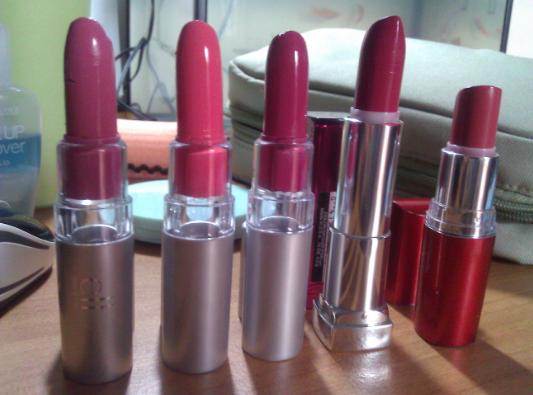 Warna Lipstik Bibir Hitam Untuk Remaja