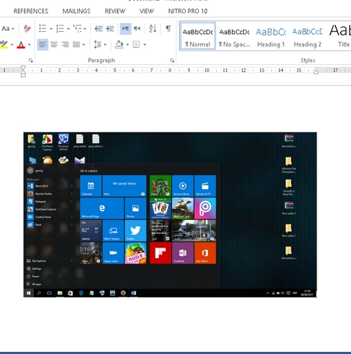 Cara Screen Shoot di PC/Laptop dengan Mudah dan Cepat