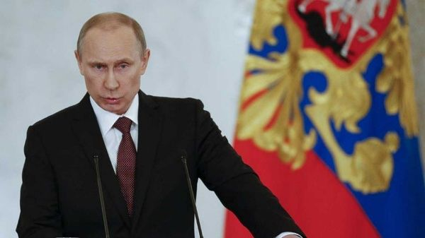 Putin viajará a Crimea por acto en conmemoración a la anexión