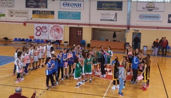 ΕΟΚ | Αποτελέσματα - Αγώνες (19/11) Camp μπάσκετ Ανάπτυξης U14 Koριτσιών. Φωτορεποράζ (fb) από τους αγώνες
