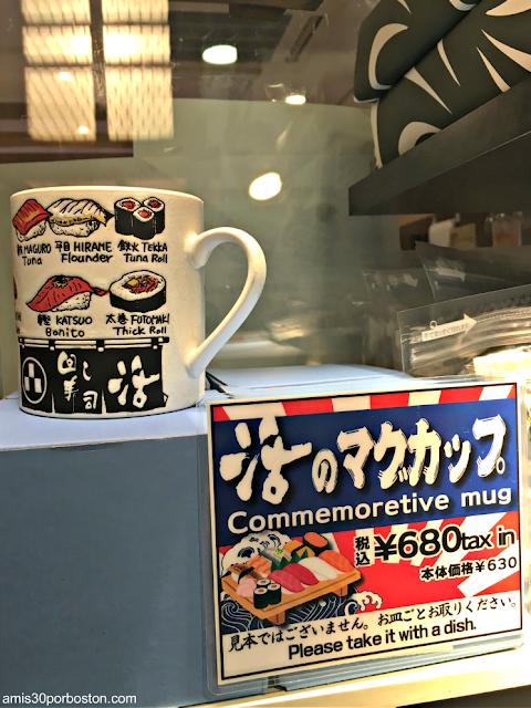 Taza de Katsu Midori, Tokio