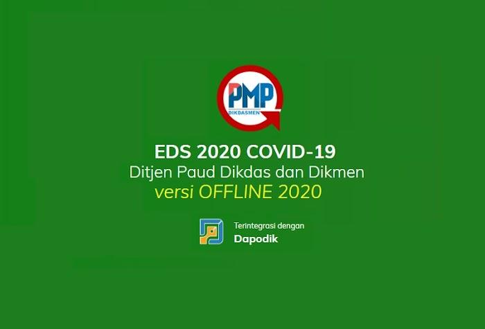 Aplikasi EDS 2020 Covid-19