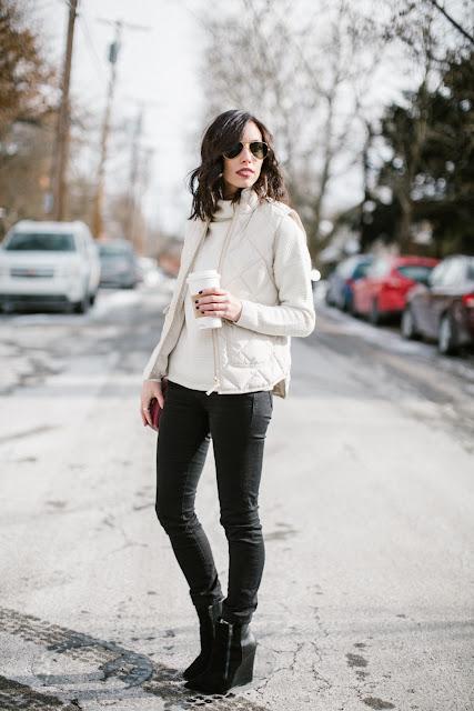 Stylizacje modowe damskie na zimę 2018 - zamawiaj ubrania online!