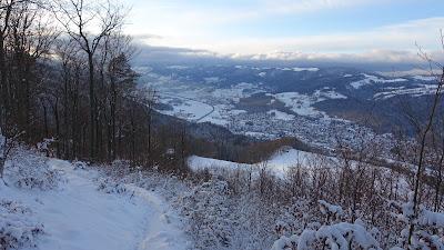 Trail von der Roggenfluh zum Oensinger Roggen