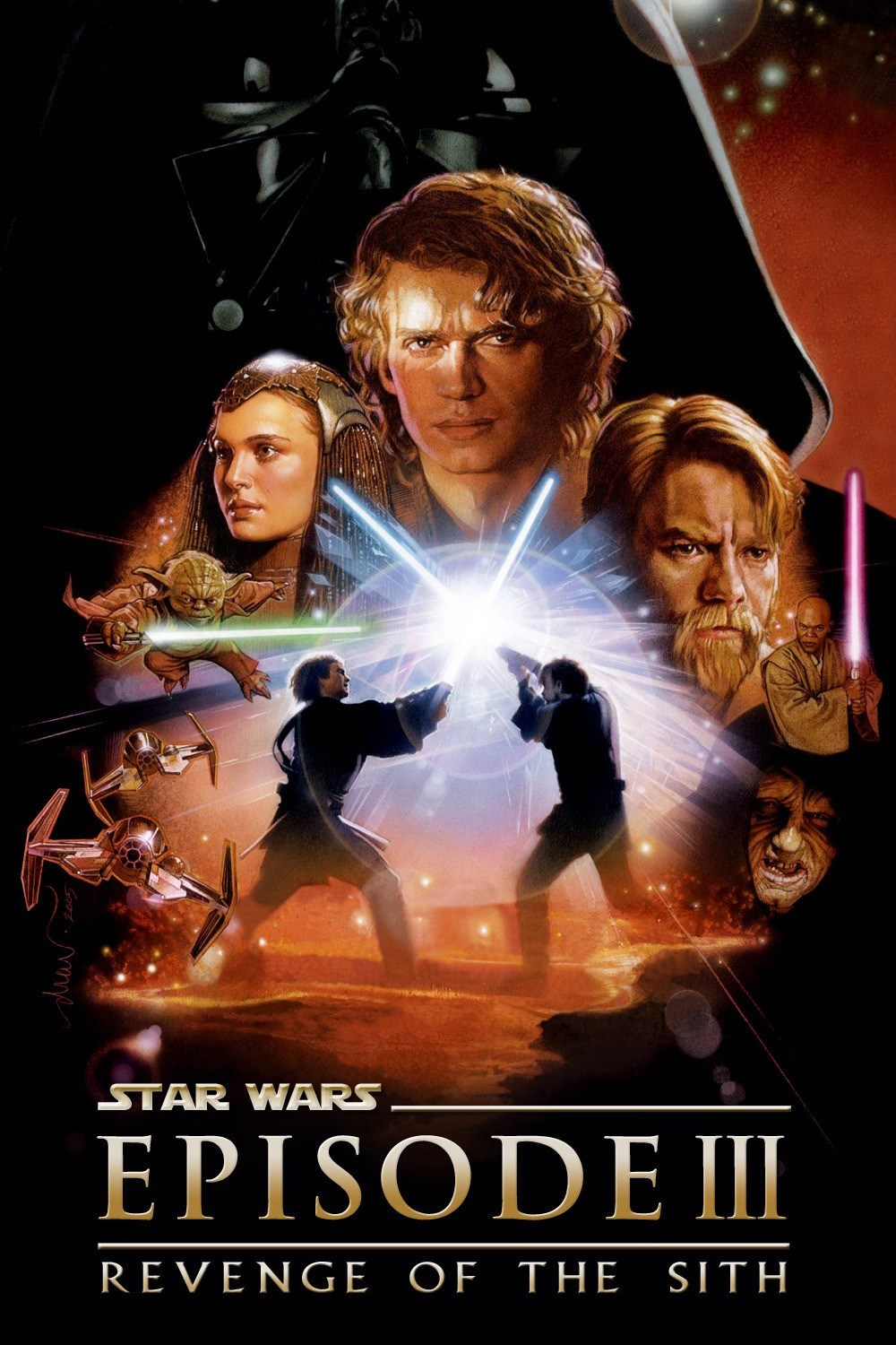 Star Wars Episode III: Revenge of the Sith 2005