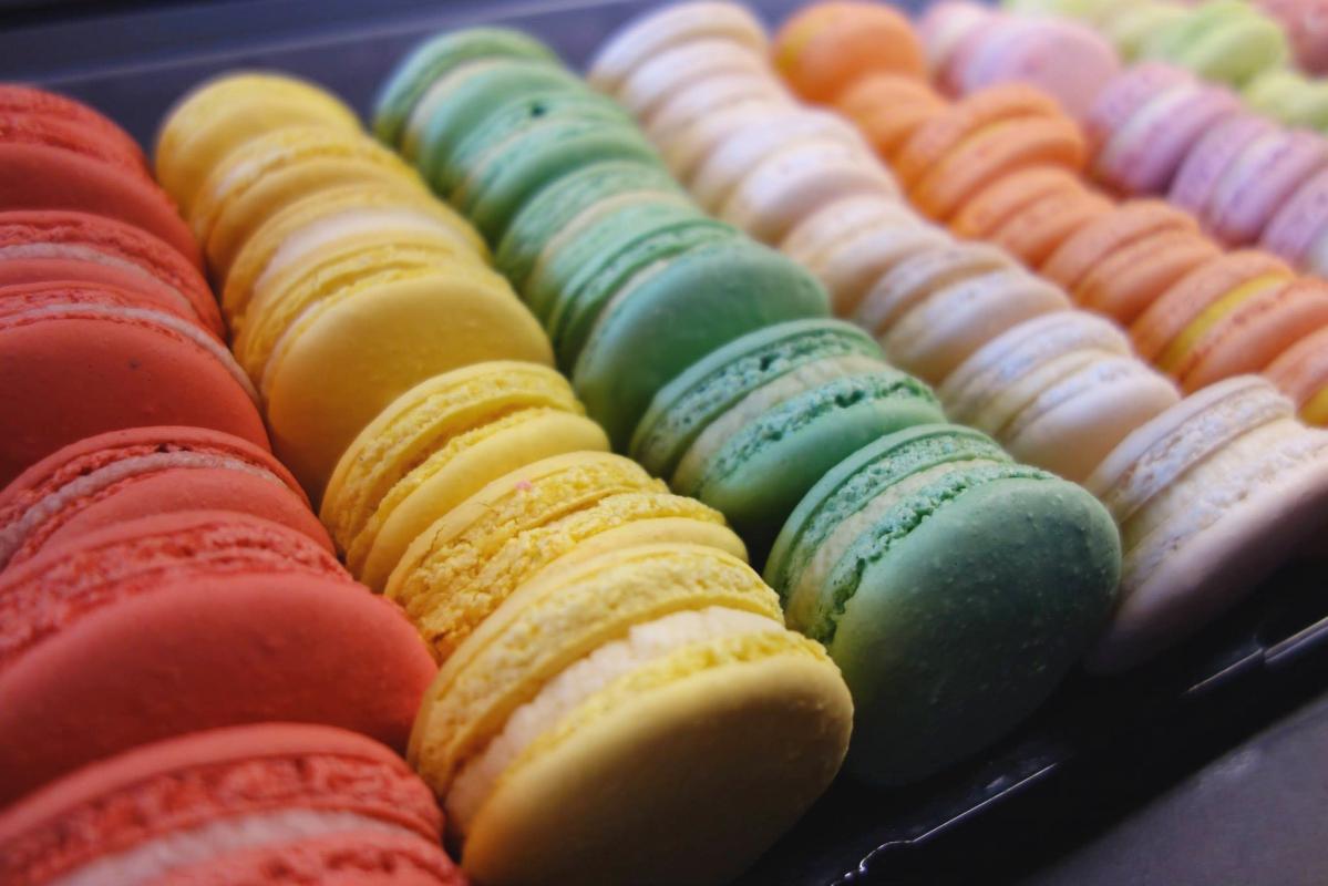 Comment Conserver Des Macarons Fait Maison - Ventana Blog