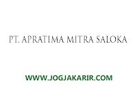 Lowongan Kerja Jakarta Juni 2021 di PT Apratima Mitra Saloka