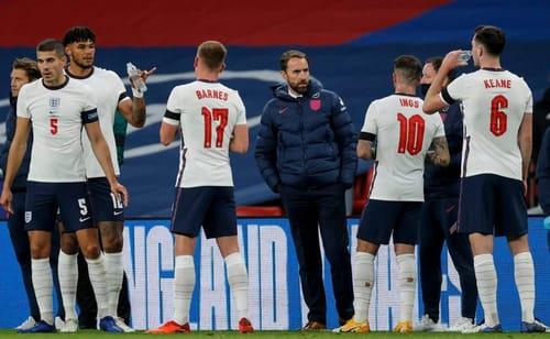Google helps the England coach choose his team