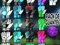 PES 2017 New Glove Pack dari Latin Pesedit