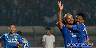 Pelatih Persib Bandung Akui Pemainnya Grogi di Awal Babak kontra Persiba