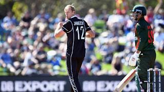 Cricket Highlightsz - New Zealand vs Bangladesh 2nd ODI 2021 Highlights