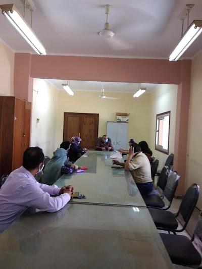 الاجتماع الدوري لمديرية الزراعة والطب البيطري بالفيوم