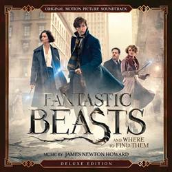 OST. Fantastic Beasts and Where to Find Them (2016) Full Album 320 Kbps