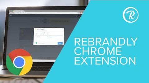 Rebrandly for Chrome - Ứng Dụng Tạo Siêu Liên Kết Mạnh Mẽ Năm 2018