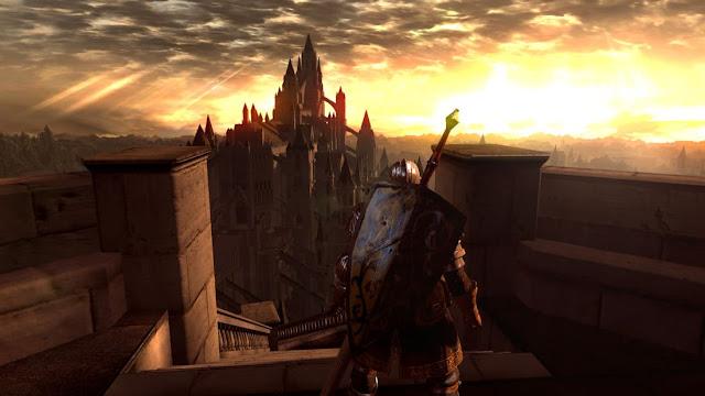 Imagem do Dark Souls 2