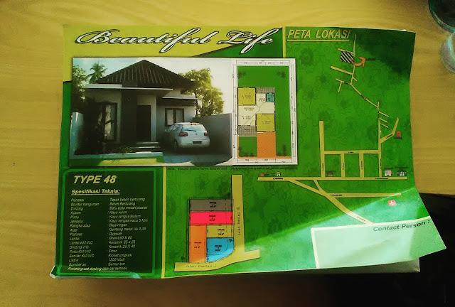 Brosur Penjualan Rumah