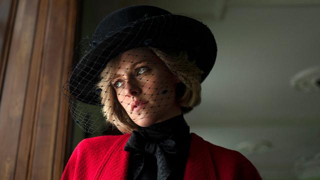 "Kristen Stewart vive a Princesa Diana no trailer de ""Spencer"""