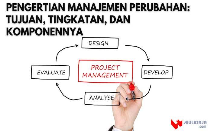 Pengertian Manajemen Perubahan: Tujuan, Tingkatan, dan Komponennya