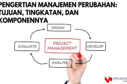 √ Pengertian Manajemen Perubahan: Tujuan, Tingkatan, dan Komponennya
