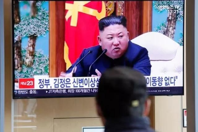Wakil Bos TV Hong Kong: Kim Jong-un Meninggal