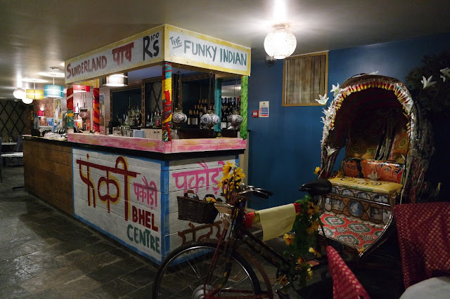 Sunderland Restaurant Review - Restaurant Week - The Funky Indian