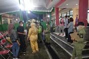 Operasi Yustisi PPKM, Polisi Dan Satpol PP Bubarkan Acara Hajatan Warga Mojosongo