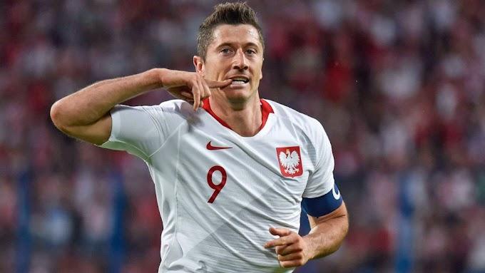 Poland's Euro 2020 Exit'Hard To Accept' ,Says Lewandowski