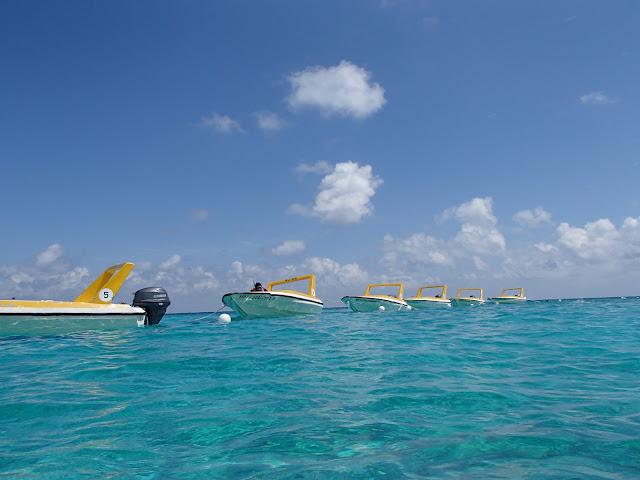 mini speedboats