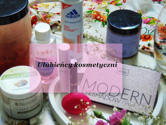 Ulubieńcy kosmetyczni
