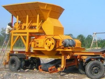 Mesin Stone Crusher Indonesia