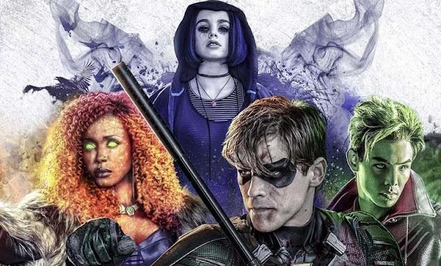 Trailer de la segunda temporada de 'Titans'