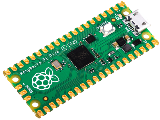 Getting started with Raspberry Pi Pico and Micropython