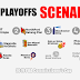 Latest Scenarios Update 2019 PBA Commissioner's Cup PLAYOFFS