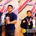 Atlet Karate Asal Nias Raih 2 Medali Emas Kejurnas Open Tebing Tinggi