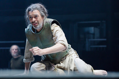 Monteverdi: The Return of Ulysses - Roderick Williams - Royal Opera at the Roundhouse ((c) ROH & Roundhouse, photo Stephen Cummiskey)